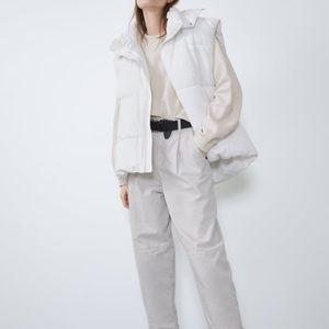 New with tag Zara vest